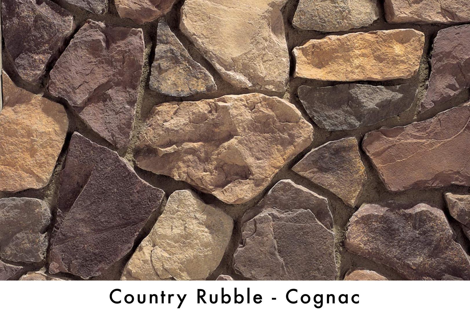 Country Rubble - Cognac
