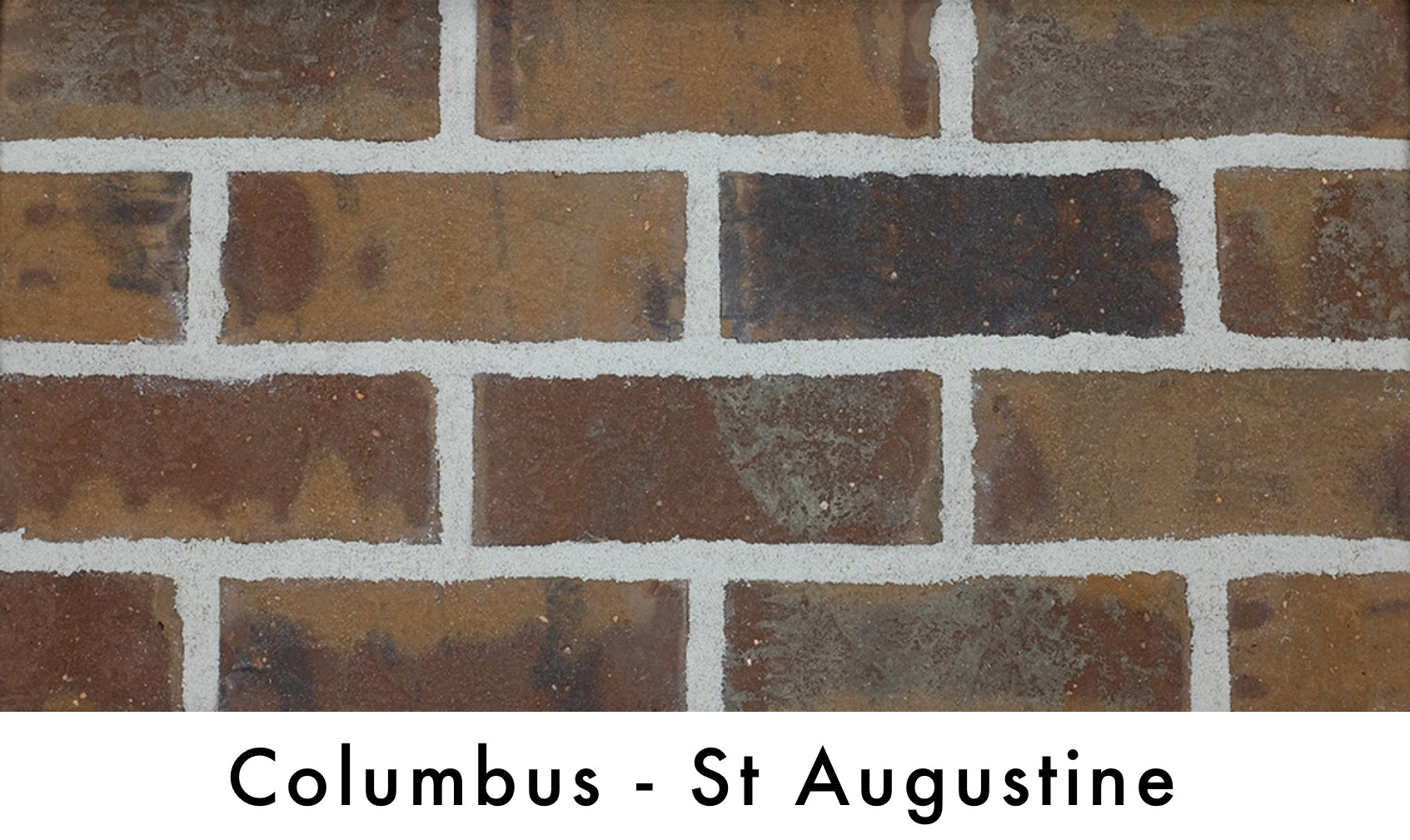 Columbus Brick - St. Augustine