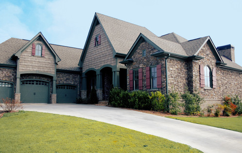 Home Makeover with Stone Siding