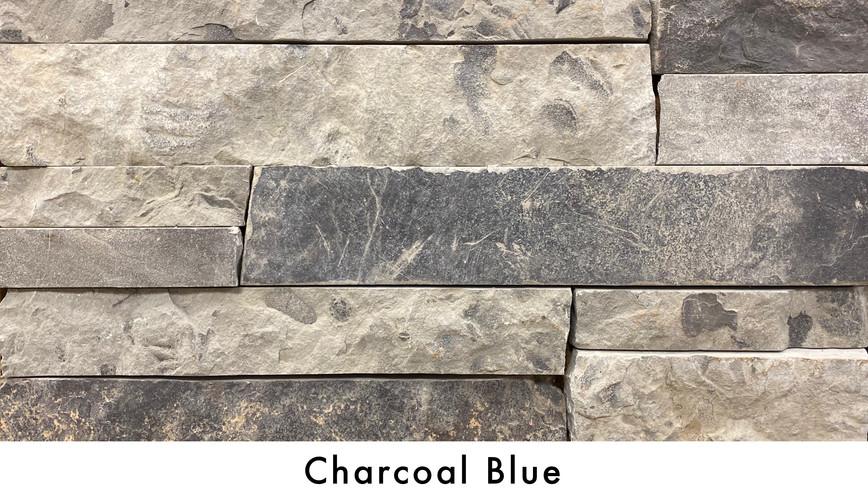 Charcoal Blue