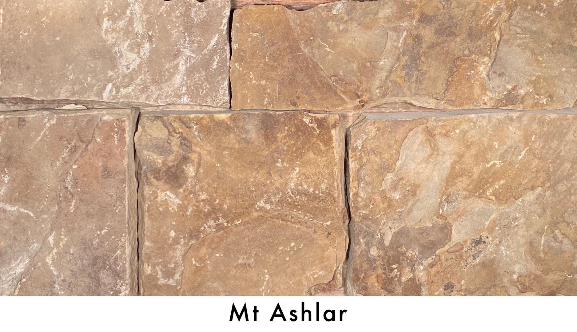 Mt Ashlar
