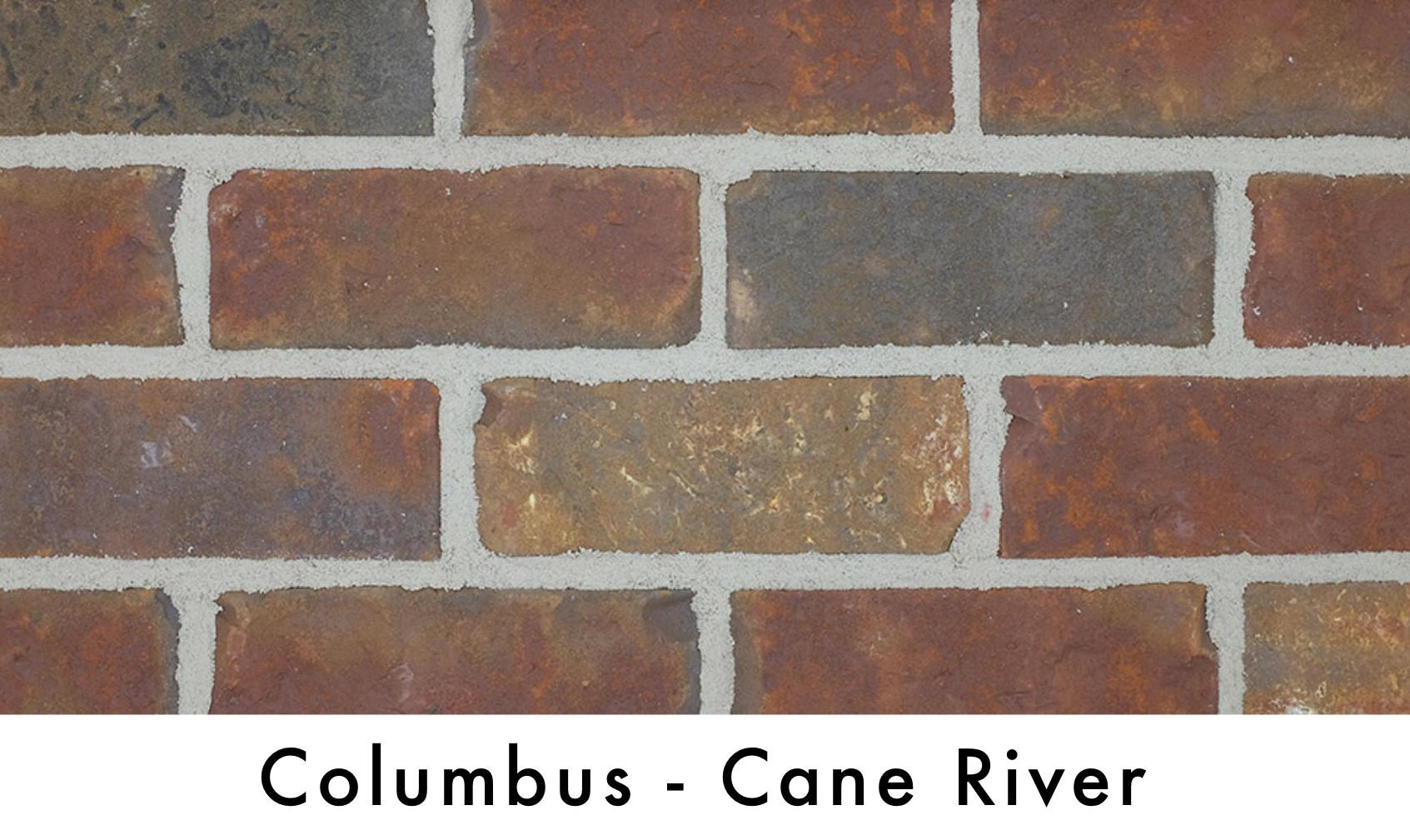 Columbus Brick - Cane River