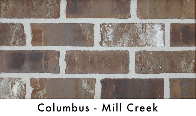Columbus Brick - Mill Creek