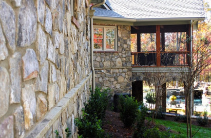Natural Stone Makeover