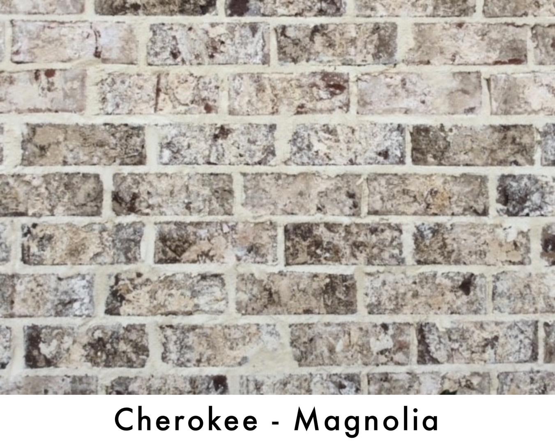 Cherokee Brick - Magnolia