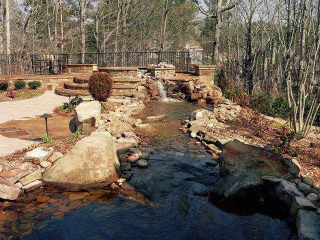 Atlanta Backyard River