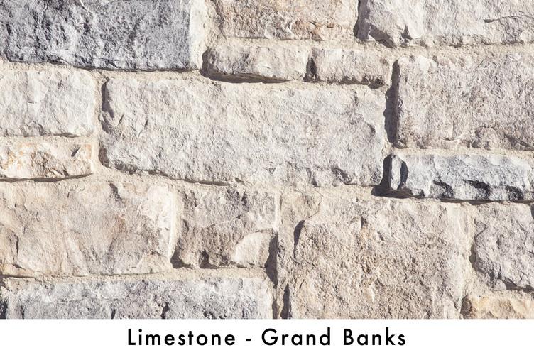 Limestone - GrandBanks