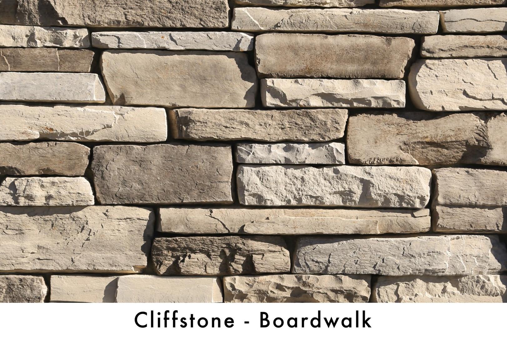 Cliffstone - Boardwalk