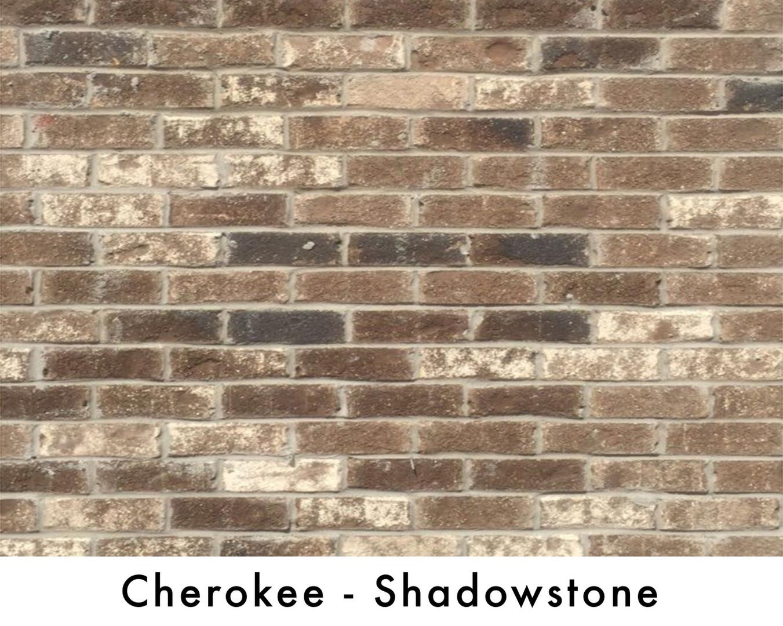 Cherokee Brick - Shadowstone