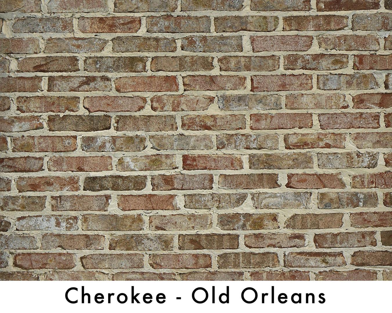 Cherokee Brick - Old Orleans