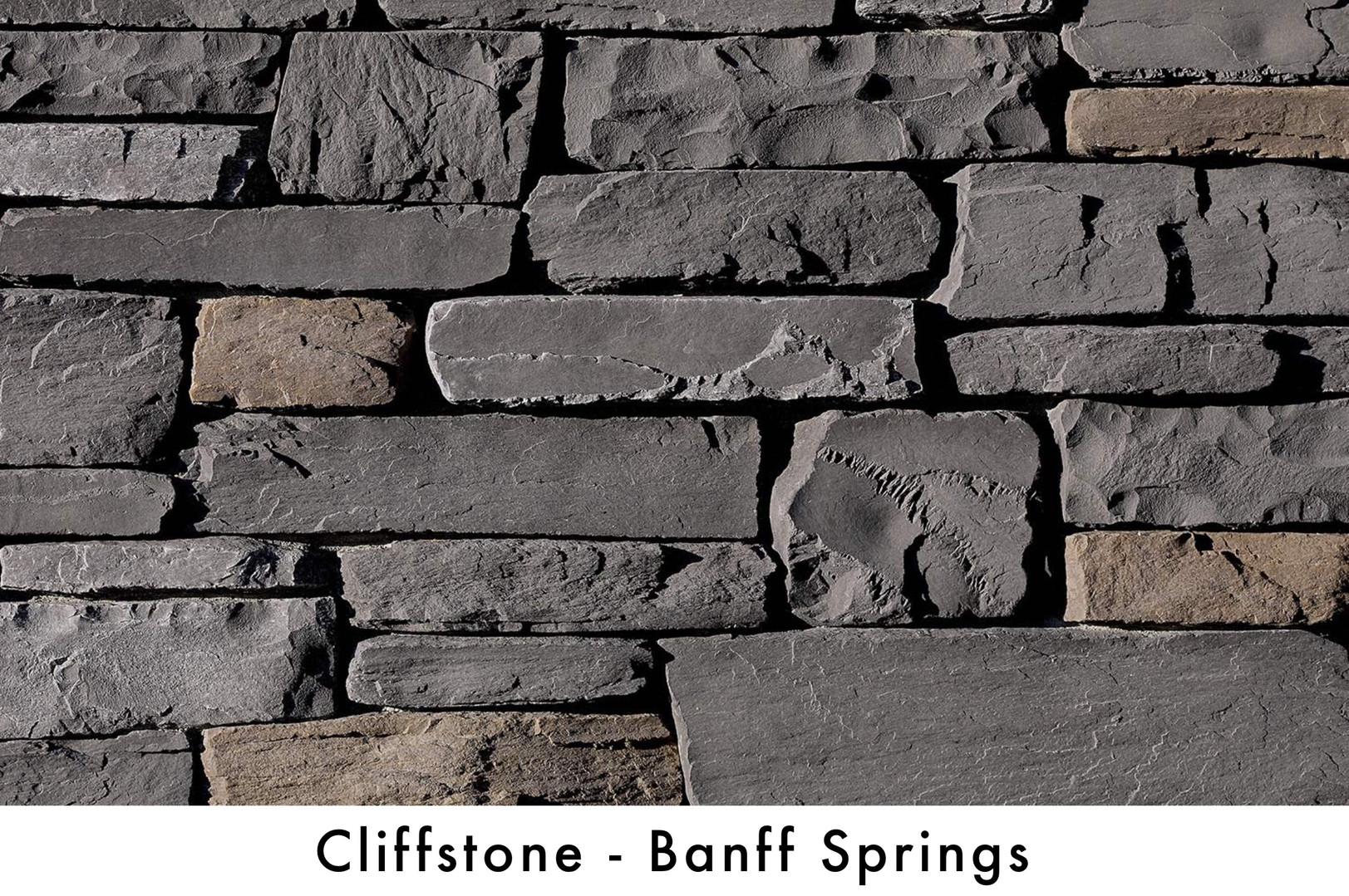 Cliffstone - Banff Springs