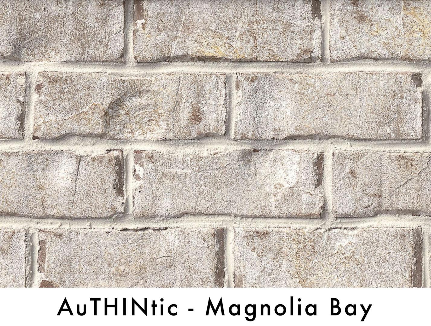 Authintic Brick - Magnolia Bay