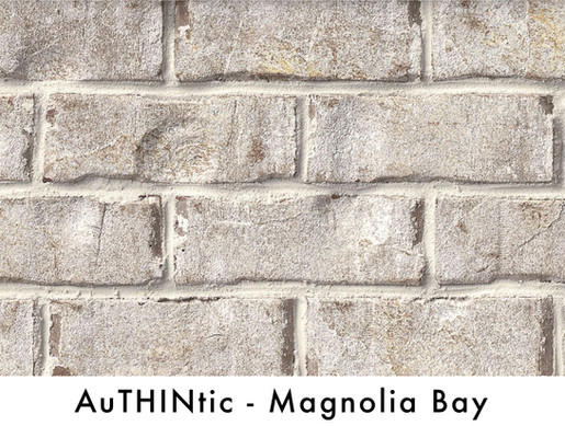Authintic Brick - Magnolia Bay