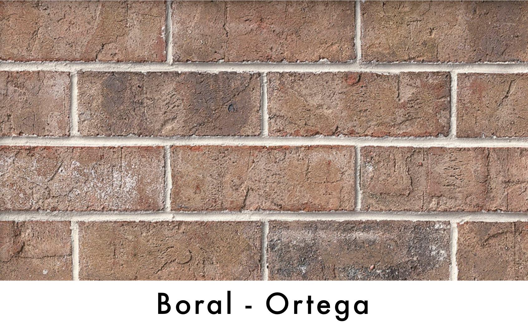 Boral Brick - Ortega