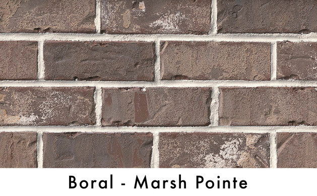 Boral Brick - Marsh Pointe
