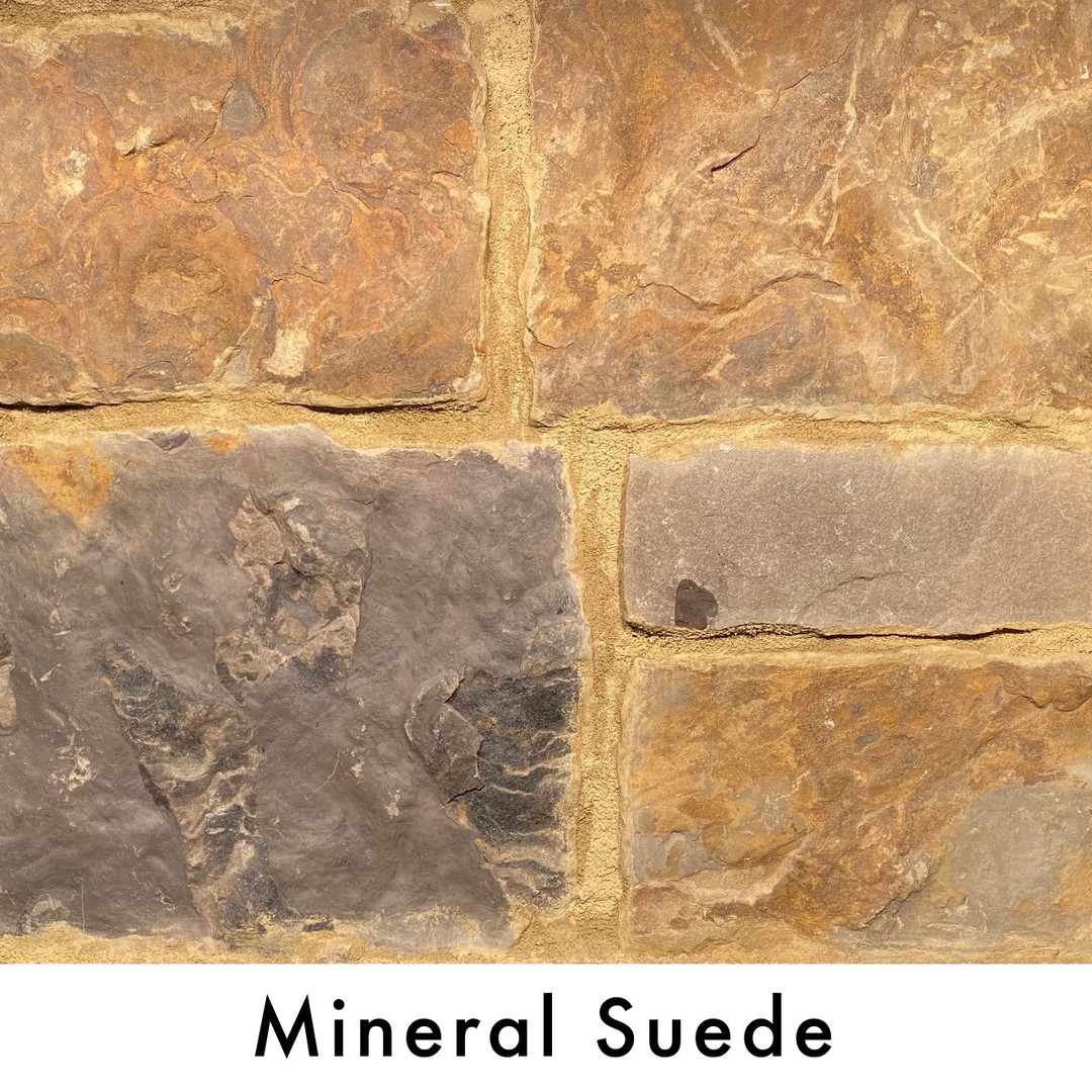 Mineral Suede