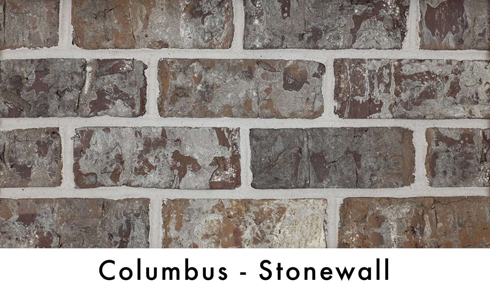 Columbus Brick - Stonewall