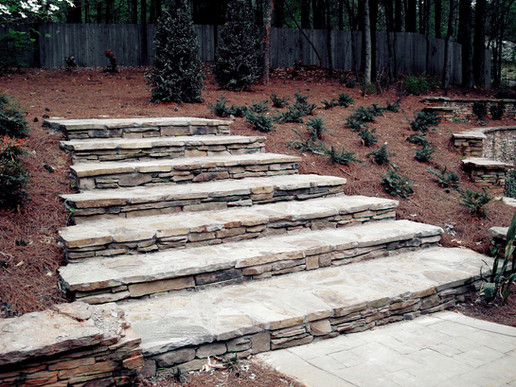 Garden Stairway