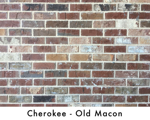 Cherokee Brick - Old Macon