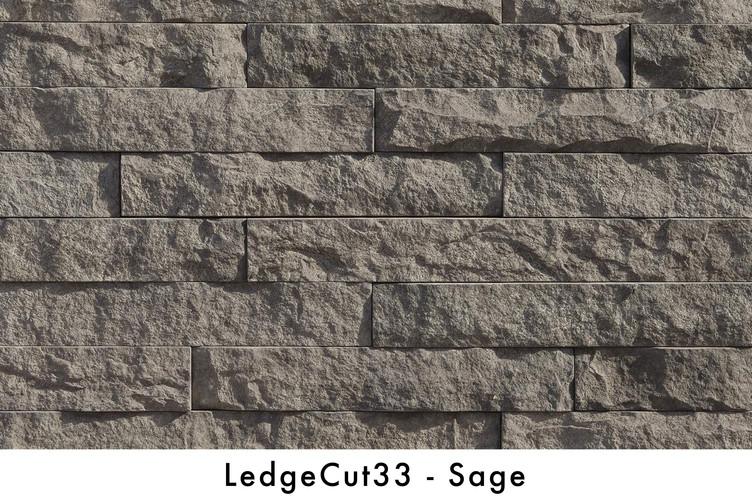 LedgeCut33 - Sage