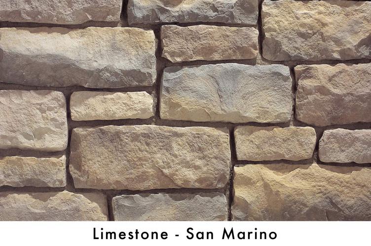 Limestone - San Marino
