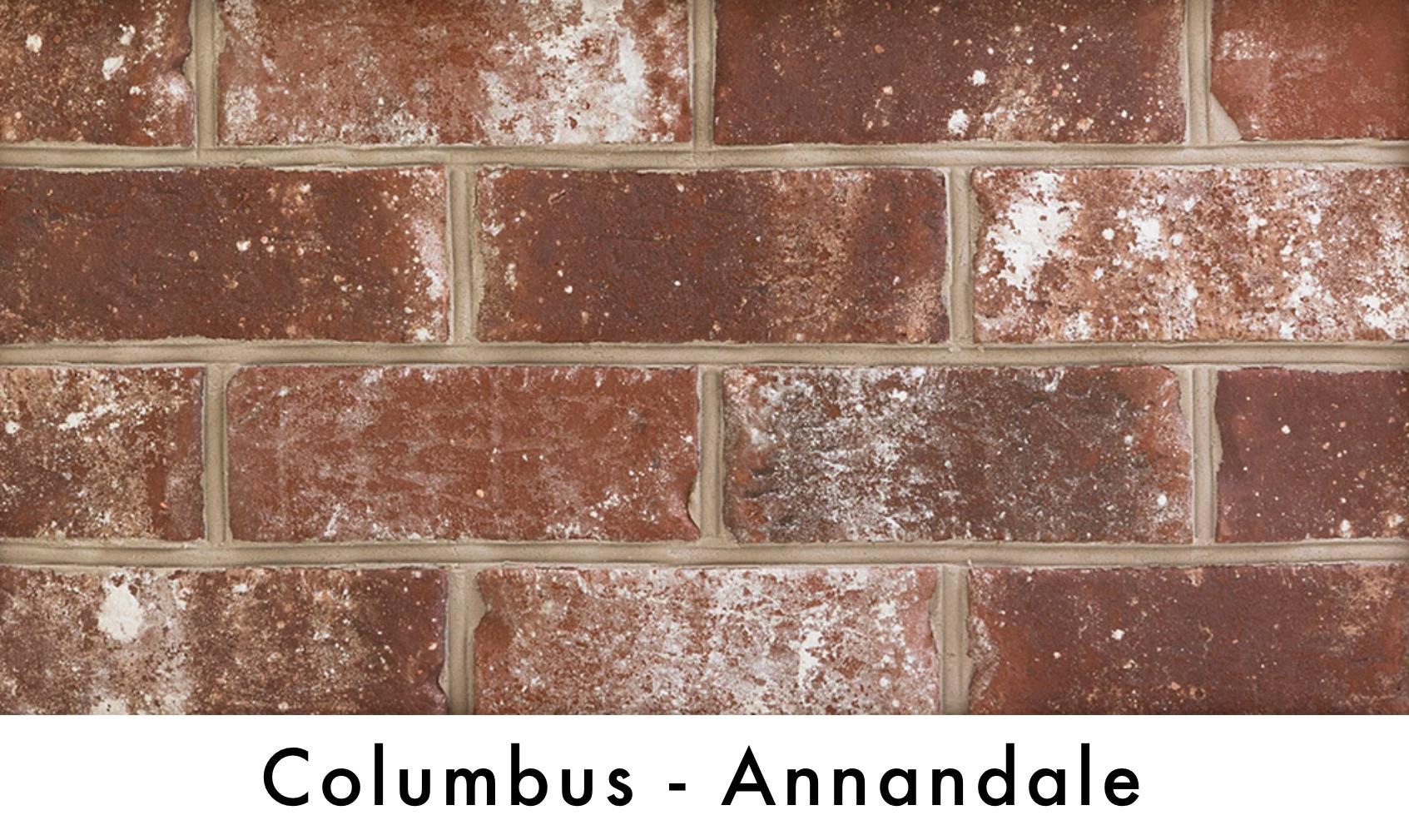Columbus Brick - Annandale