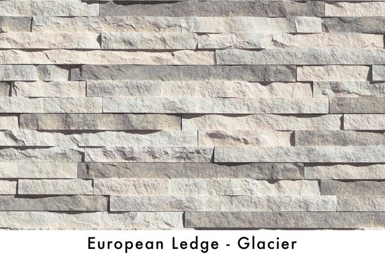 European Ledge - Glacier