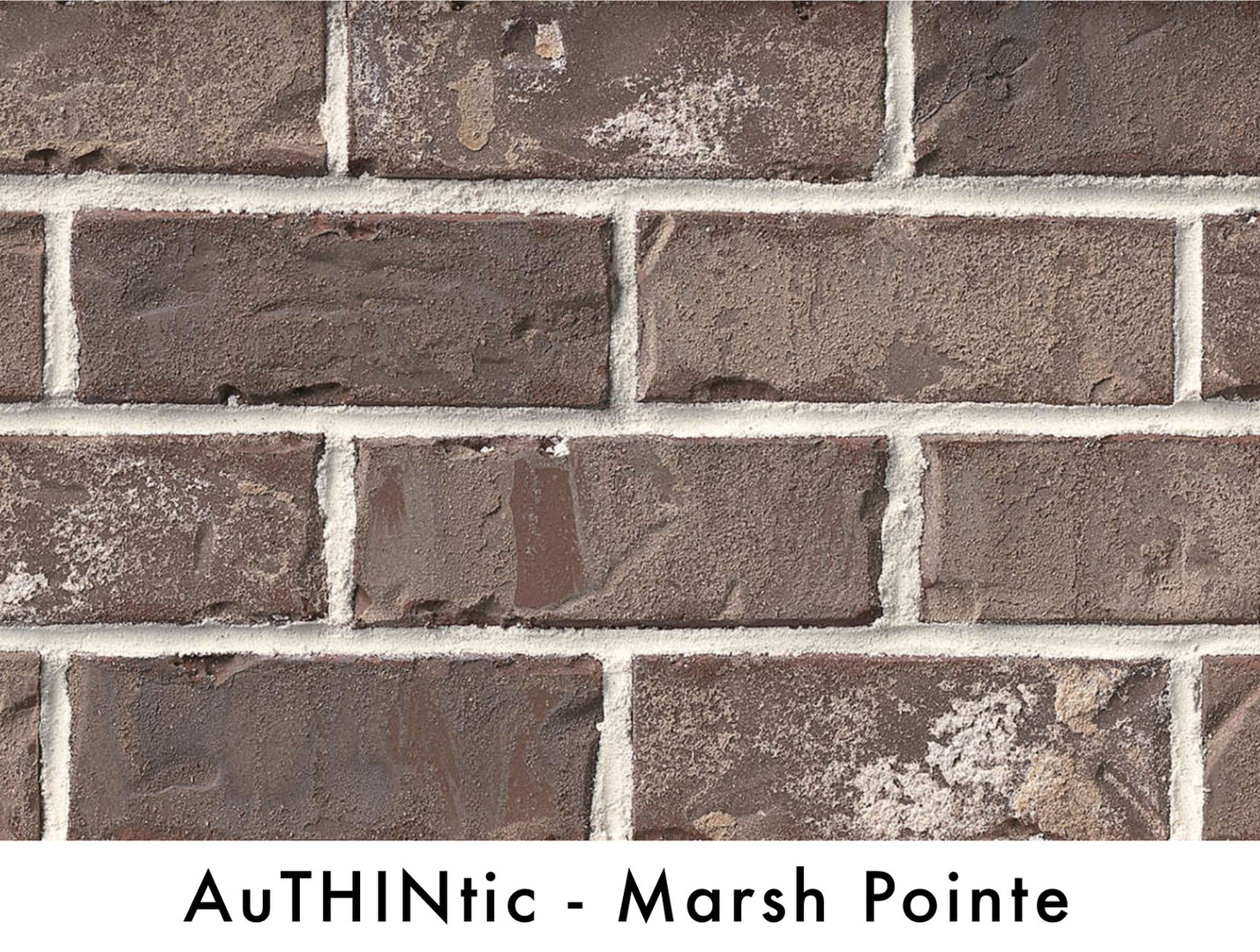 Authintic Brick - Marsh Pointe