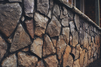 Natural Stone House Trim
