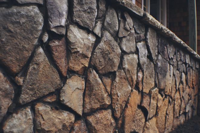 Natural Stone House Trim