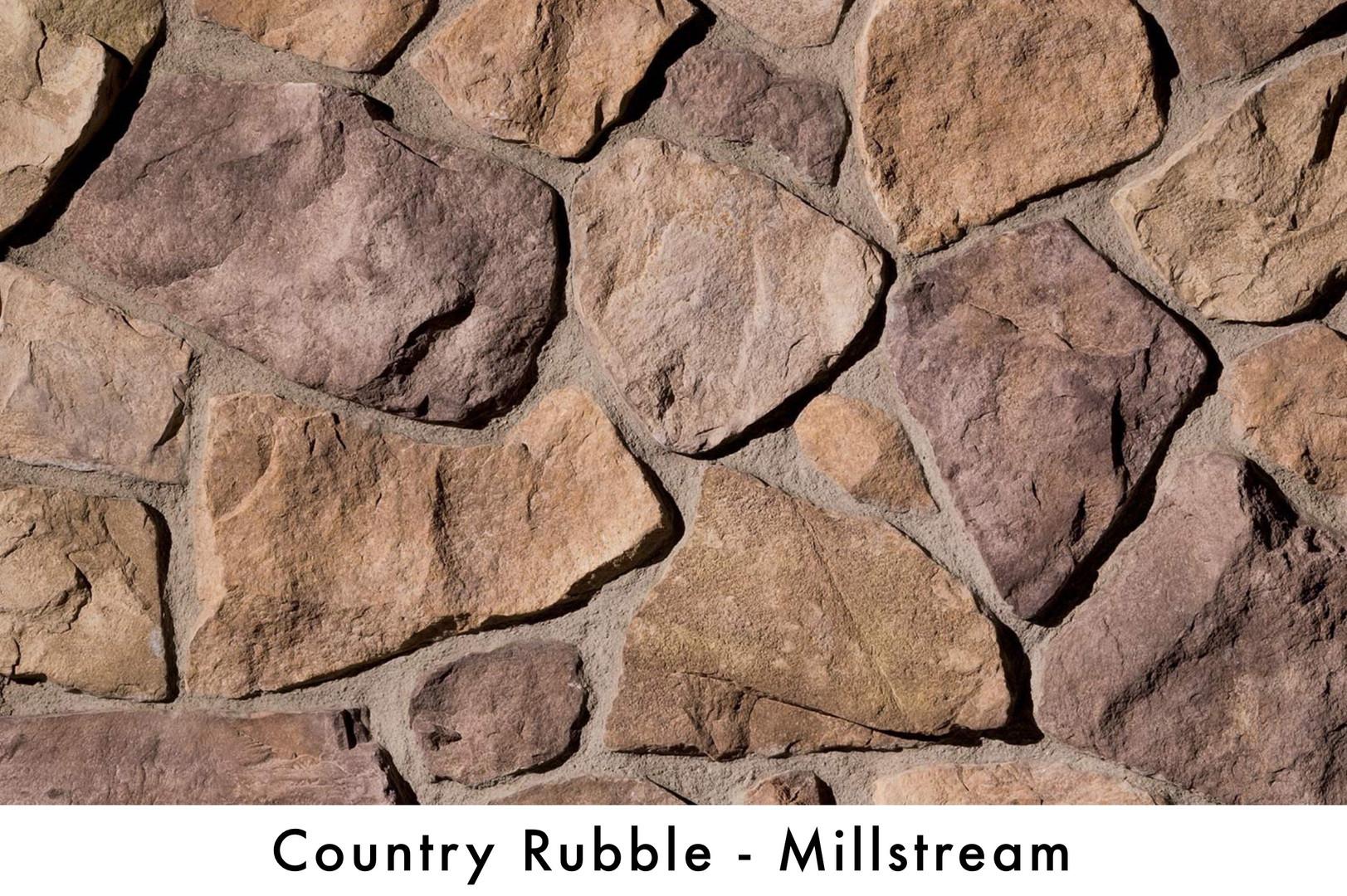 CountryRubble - Millstream