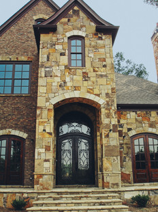 Home Entry Stone Reinvention