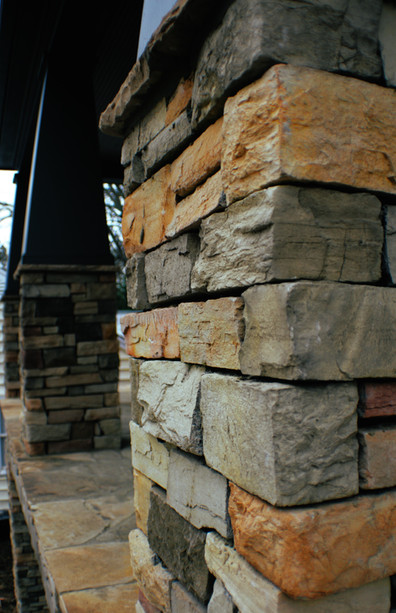 Stone Pillar Upgrade