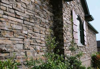 Textured Stone Veneer