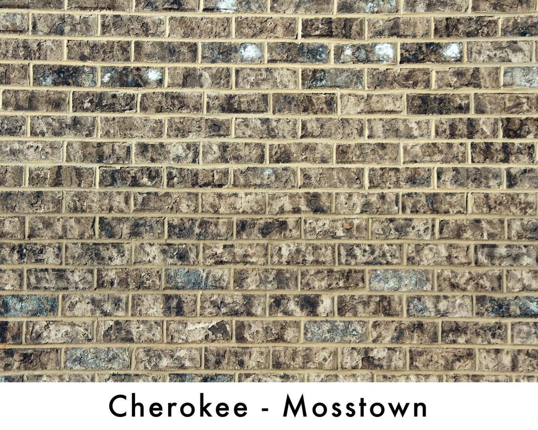 Cherokee Brick - Mosstown
