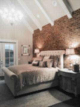 Bedroom Wall Thin Brick Veneer
