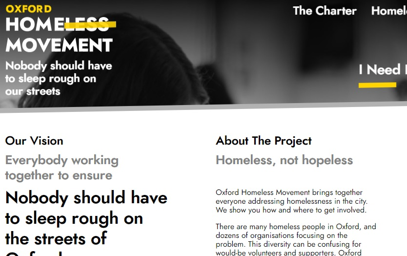 Oxford Homeless Movement