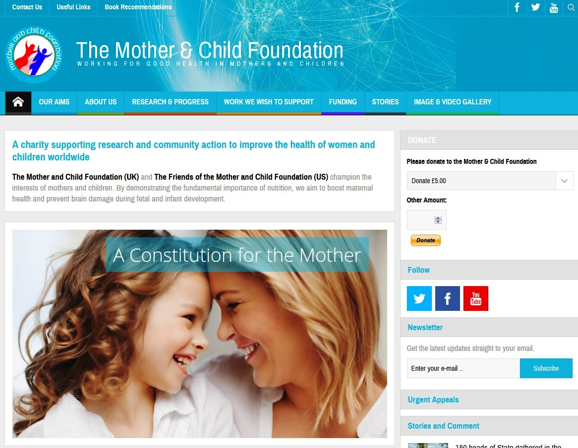 motherandchildfoundation
