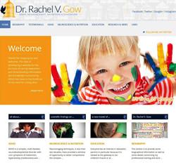Dr Rachel V Gow - ADHD expert