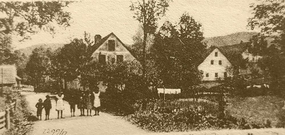 Bely village 1917