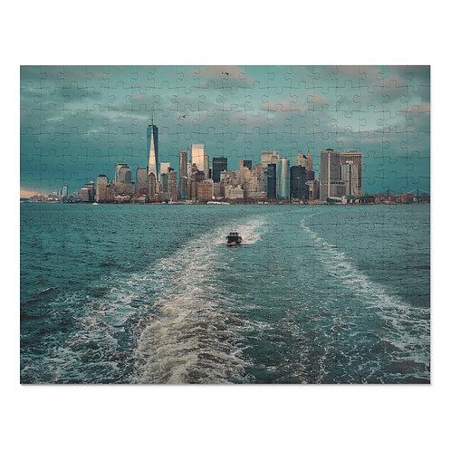Manhattan (252 Piece Puzzle)