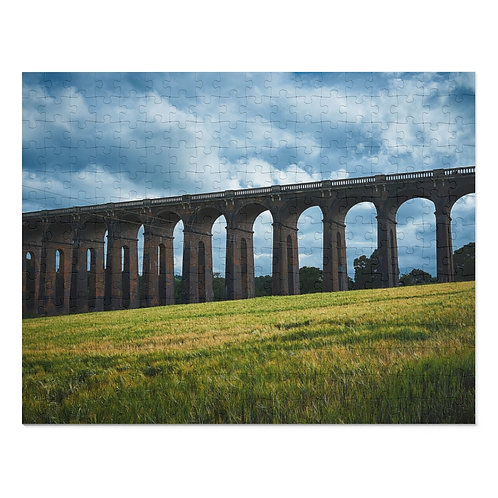 Ouse Valley Viaduct (252 Piece Puzzle)