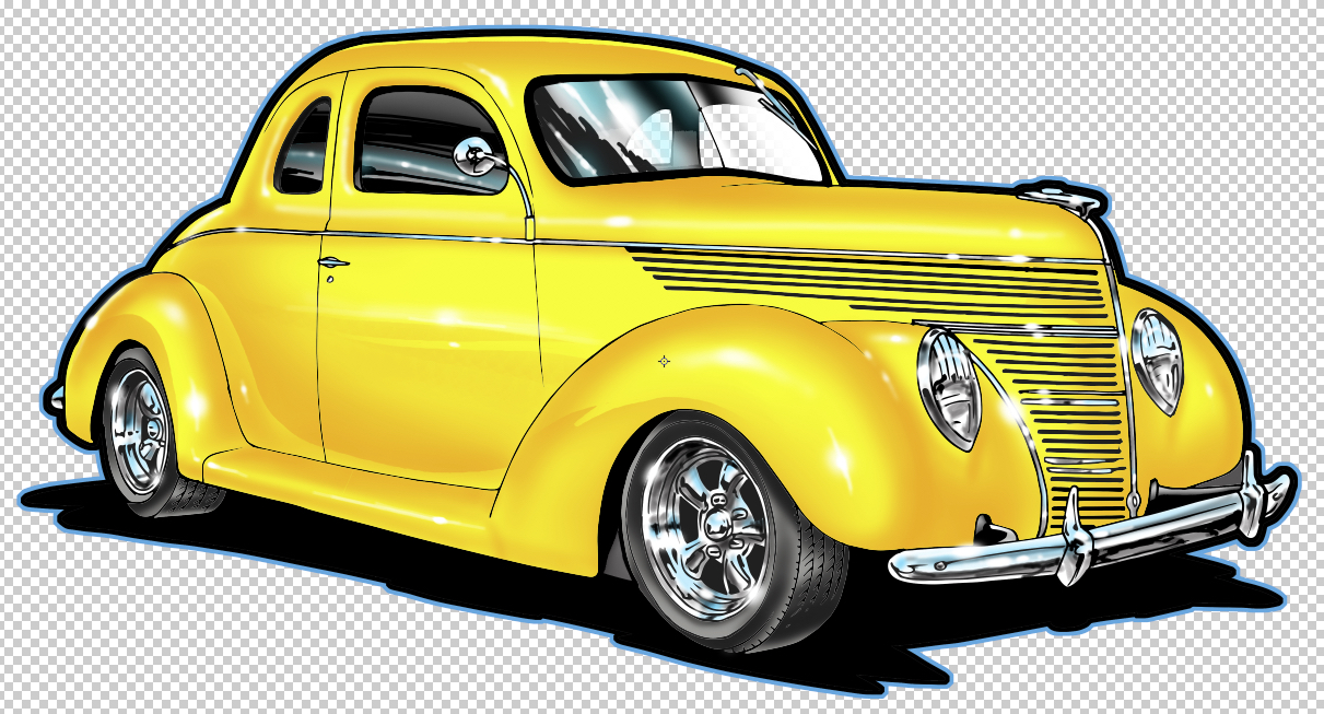 yellow car.psd _ 25% (outline 2, RGB_8) 2017-04-20 12-16-56