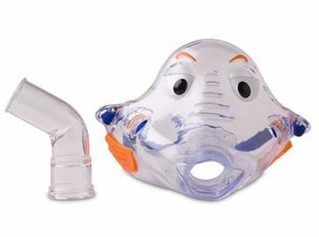 Masque aérosol pédiatrique Bubble The Fish II