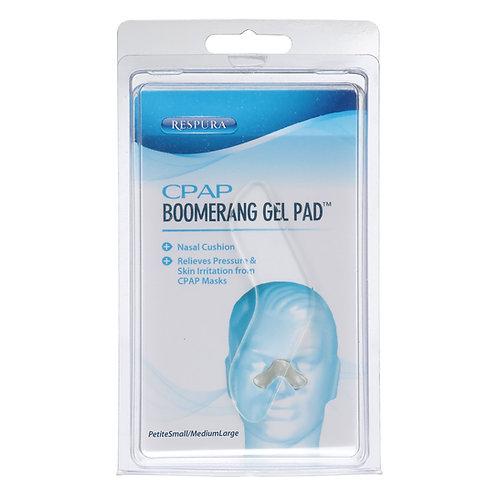 Coussin nasal Boomerang en gel réutilisable