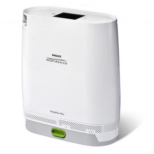 Concentrateur d'oxygène portatif SimplyGo Mini de Respironics