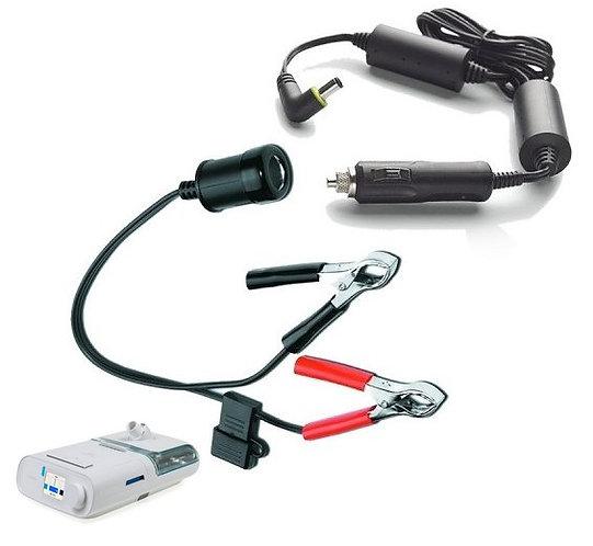 Kit de conversion 12V pour CPAP DreamStation
