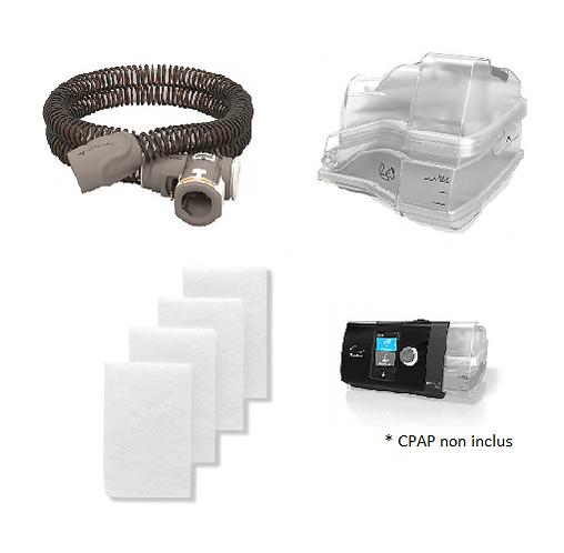 Ensemble de remplacement pour CPAP AirSense10