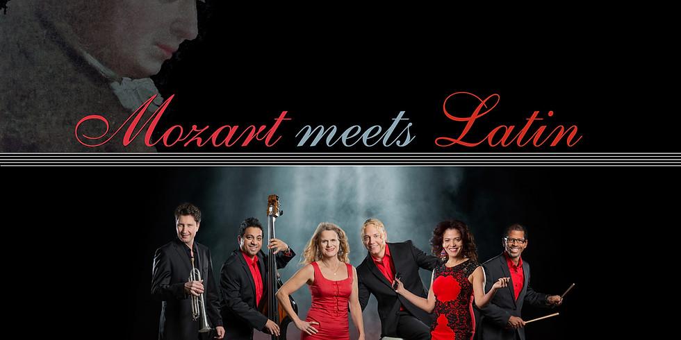 """Mozart meets Latin beim """"100 für 100"""" Mozart Tag des Mozartfests Würzburg"""