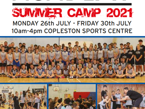IBA Summer Camp Announced
